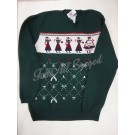 1062. Kötöt férfi pulóver XL